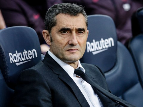 Barcelona decide to sack Ernesto Valverde and want Mauricio Pochettino to replace him