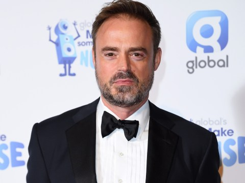 Jamie Theakston tackles shoplifter as he swings into action to save shopworker
