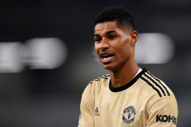 Marcus Rashford can become Manchester United's best-ever player, according to Wes Brown