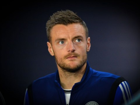 Jamie Vardy a doubt for Leicester City's Carabao Cup semi-final against Aston Villa due to gluteal injury