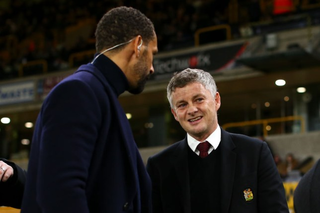Ole Gunnar Solskjaer and Manchester United are keeping tabs on Declan Rice