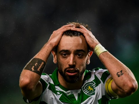 Bruno Fernandes 'annoyed' at Manchester United and Sporting Lisbon over failed transfer