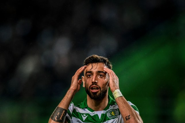 Manchester United's transfer move for Bruno Fernandes has collapsed