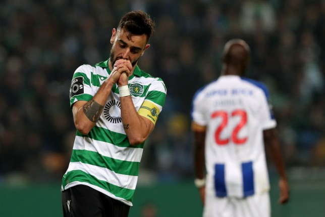 Bruno Fernandes could be on his way to Manchester United