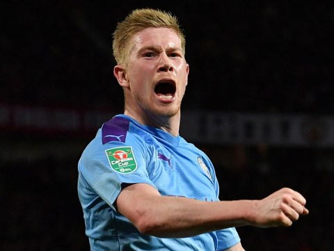 Kevin De Bruyne reveals how quickly Man City came up with plan to dismantle Manchester United