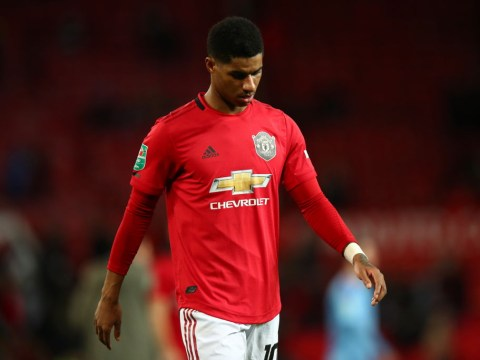 Marcus Rashford must be more demanding with Manchester United team-mates, says Dimitar Berbatov