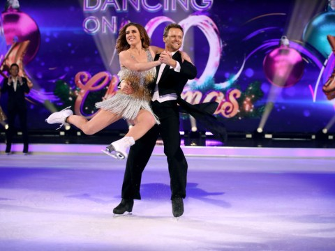 Dancing on Ice: Paralympian Libby Clegg has Christopher Dean in tears as she gets highest score of the series so far