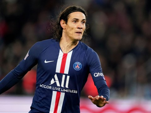 Edinson Cavani's dad pushing for Atletico Madrid move over Chelsea or Man Utd switch