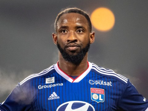 Lyon striker Moussa Dembele rules out Manchester United transfer in January