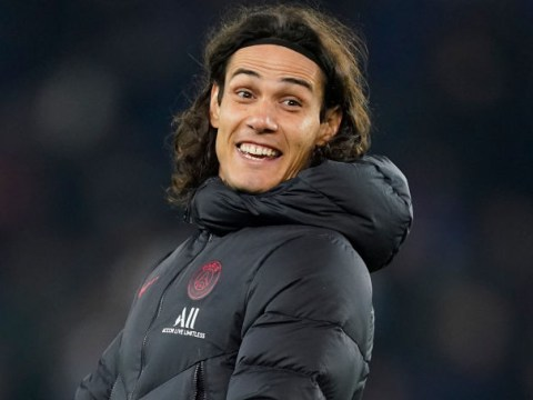 Chelsea & Man Utd target Edinson Cavani misses PSG game due to transfer speculation