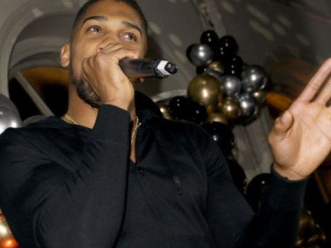 Anthony Joshua questions why 43-fight Deontay Wilder hasn't unified heavyweight division