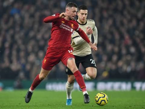 Andy Robertson hails 'ridiculous' Jordan Henderson after Liverpool's victory over Manchester United