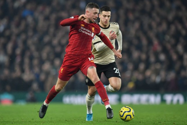 Jordan Henderson impressed as Liverpool swept Manchester United aside at Anfield