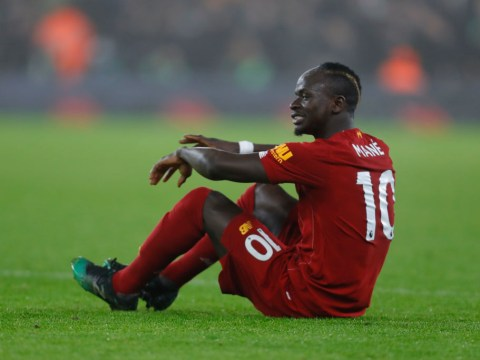 Jurgen Klopp provides update on Sadio Mane injury after Liverpool beat Wolves