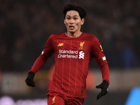 Jurgen Klopp rates Takumi Minamino's Premier League debut for Liverpool vs Wolves