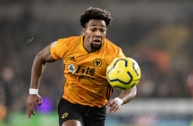 Adama Traore impressed during Wolves' defeat against Liverpool