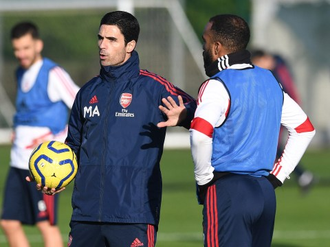 Mikel Arteta agrees with Alexandre Lacazette's criticism of Arsenal players after Sheffield United draw