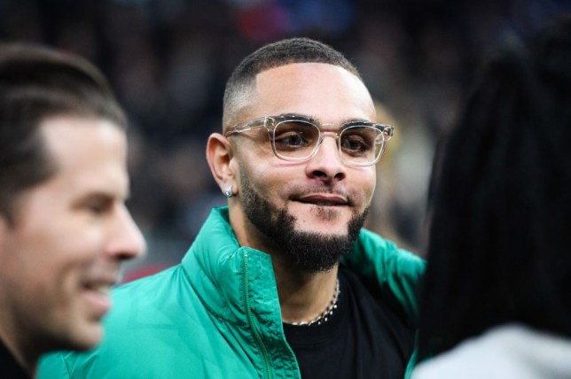Layvin Kurzawa emerged as an Arsenal transfer target earlier this month