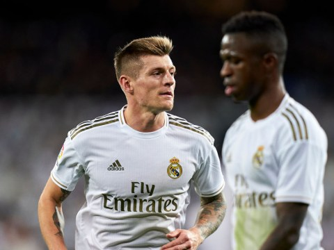 Toni Kroos will be offered to Manchester United by Real Madrid in Paul Pogba bid