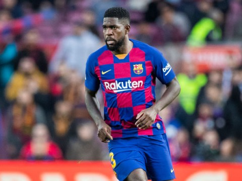 Barcelona open to selling Samuel Umtiti in January with Arsenal and Manchester United interested