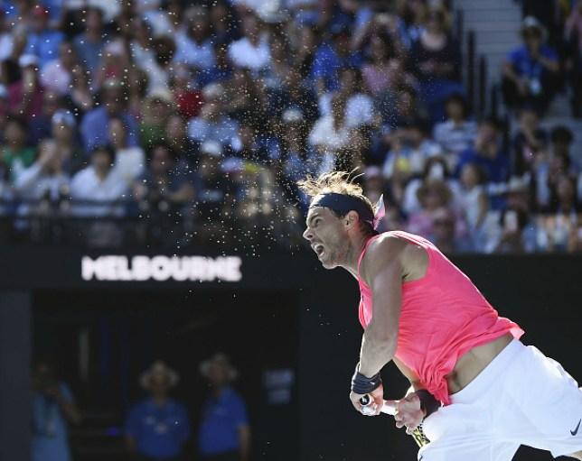 Rafael Nadal critical of Nick Kyrgios ahead of Australian Open showdown