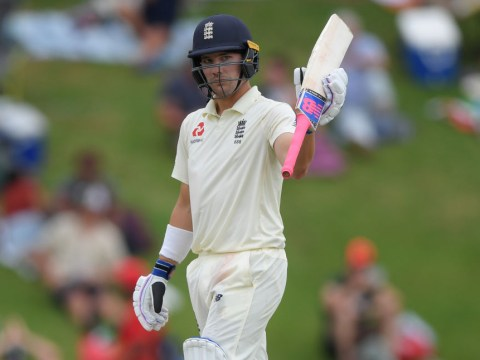 Nasser Hussain identifies England's two options if Rory Burns misses second South Africa Test