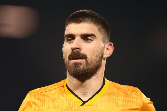 Manchester United fans reckoned Ruben Neves had paid a surprise trip to Carrington