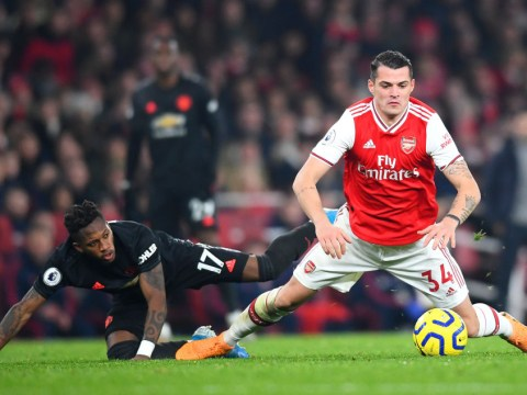Mikel Arteta asked Arsenal stars to help him convince Granit Xhaka to snub Hertha Berlin transfer