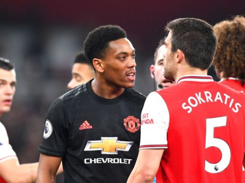 Ryan Giggs takes another swipe at Anthony Martial after Manchester United's loss to Arsenal