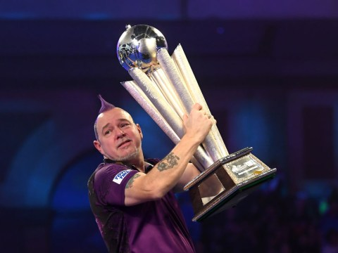 Peter Wright wants number one spot and four more world titles after winning the PDC World Darts Championship