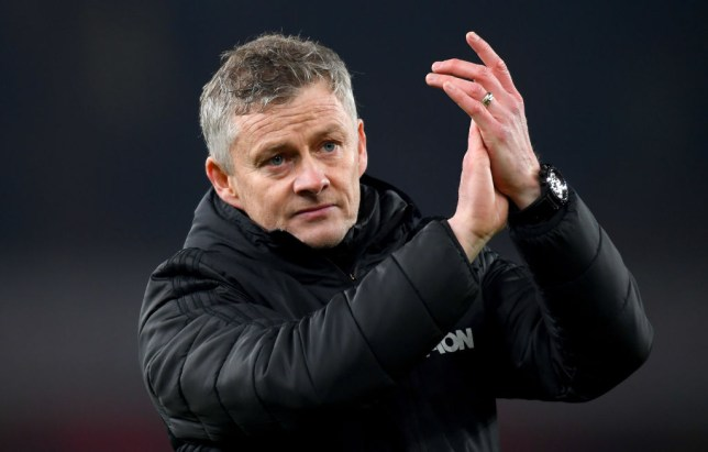 Ole Gunnar Solskjaer could be without several first team players against City