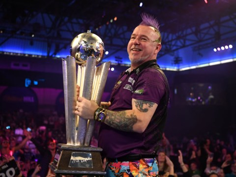 Peter Wright: Michael van Gerwen called me a clown, but who's laughing now?