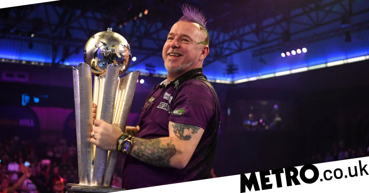 Pdc World Darts Championship 2021