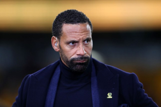 Rio Ferdinand was dismayed by Manchester United's performance against Burnley