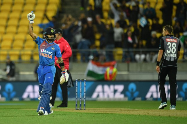 Virat Kohli's India defeated New Zealand in another Super Over