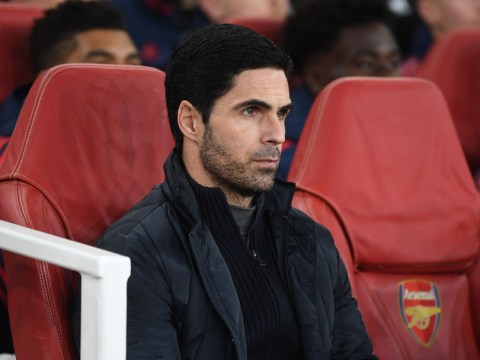 Mikel Arteta told Arsenal players to 'run like a wolf' in half-time team talk against Leeds