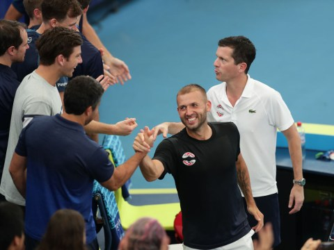 Great Britain through to face Nick Kyrgios and Australia in ATP Cup quarter-finals