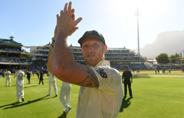 England star Ben Stokes has been named the ICC Men's Cricketer of the Year