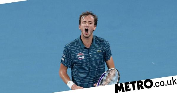 Medvedev joins Big Three as top Australian Open seeds with Russia ATP Cup win