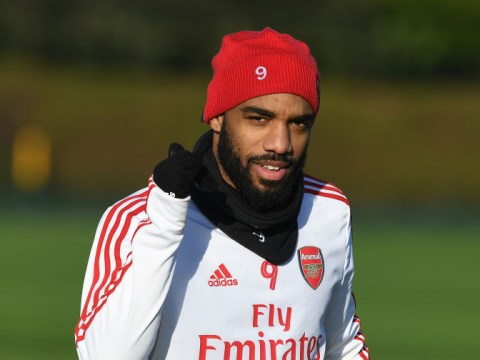 Mikel Arteta calls on Alexandre Lacazette to 'step forward' during Pierre-Emerick Aubameyang ban