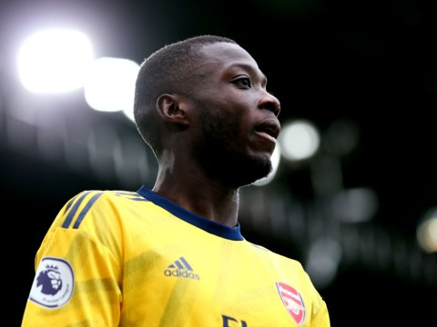 Nicolas Pepe makes admission about his Arsenal career and reveals advice from Mikel Arteta