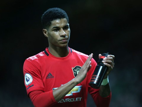 Former Manchester United coach addresses Marcus Rashford links with Mino Raiola