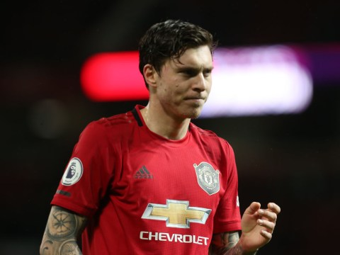 Why Victor Lindelof is not playing for Manchester United vs Burnley