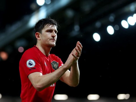 Harry Maguire clears up injury status after the Manchester United defender's remarkable recovery
