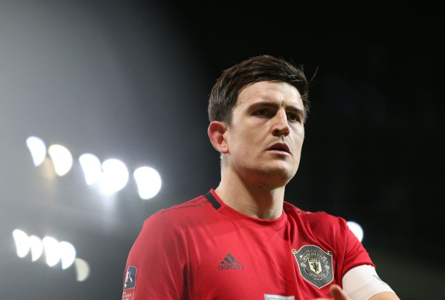 Roy Keane gives advice to Harry Maguire over Man Utd captaincy