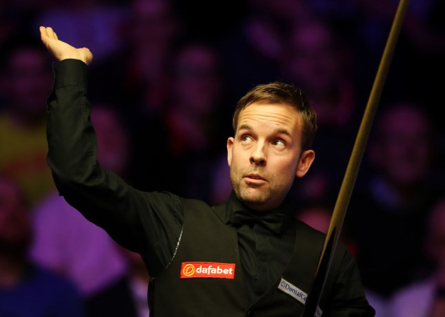 The Masters: Ali Carter responds to cheating accusations after John Higgins victory