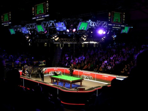 The new Masters set-up at Alexandra Palace is a look into the future of snooker tournaments
