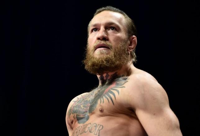 Conor McGregor knocks out Donald Cerrone in seconds on UFC return