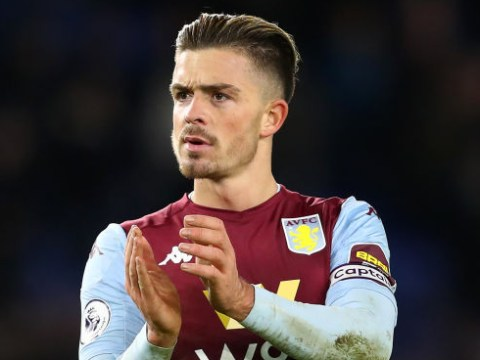 Manchester United should 'forget Bruno Fernandes' and sign Jack Grealish instead, says Paul Merson