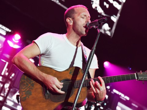 Chris Martin begs fans not to put videos on YouTube as he forgets lyrics to Coldplay track Amsterdam